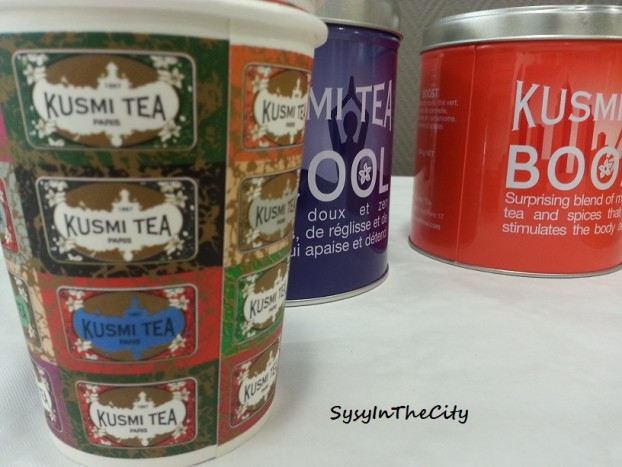 kusmi tea sysyinthecity