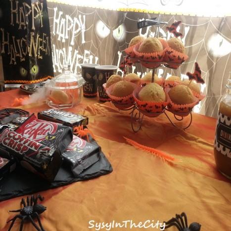 présentation table halloween sysyinthecity
