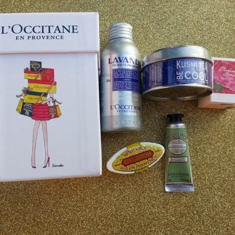 little box l'occitane