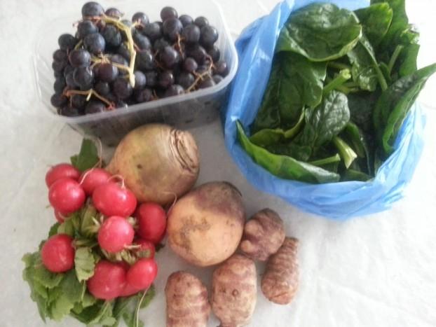 marché radis