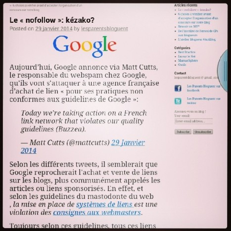 panique google