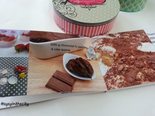 carnet recettes sysy