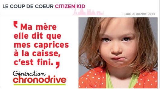 citizen kid chronodrive