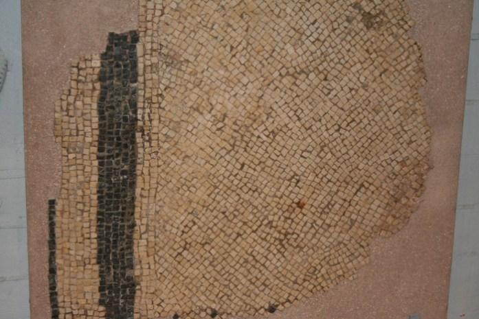 mosaique arènes romaines