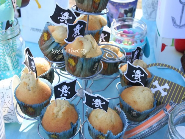 muffins pirates