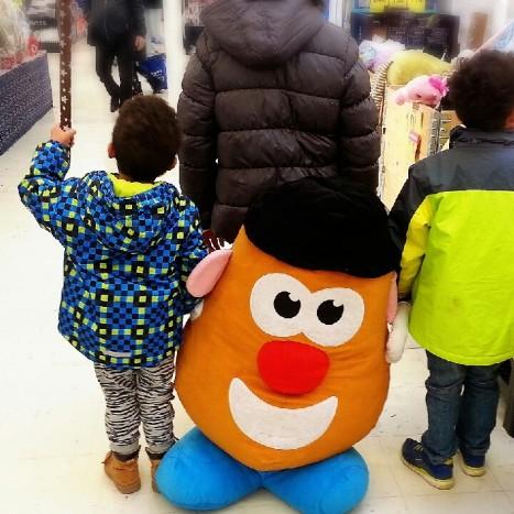 mr patate géant sysyinthecity