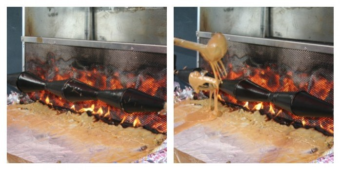 préparation gâteau à la broche sysyinthecity