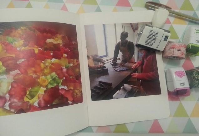 sysyinthecity photobox carnet vintage