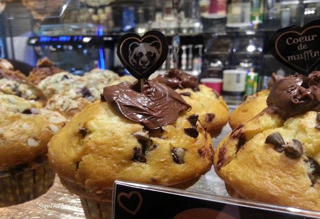 Columbus muffin