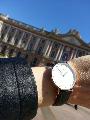 Montre daniel wellington sysyinthecity