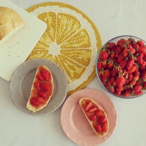 sysyinthecity.com tartines fraises