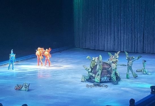 Disney sur glace Nemo