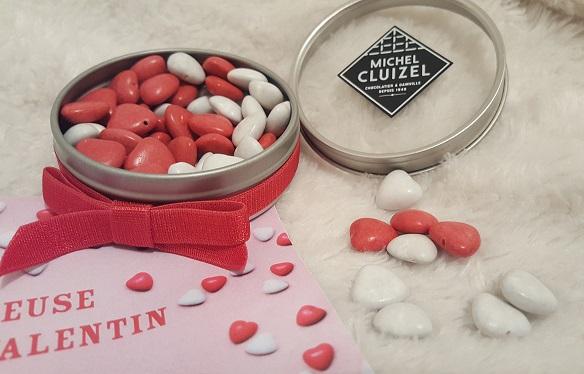 chocolat saint valentin michel cluizel