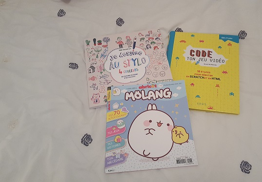 livres fleurus molang