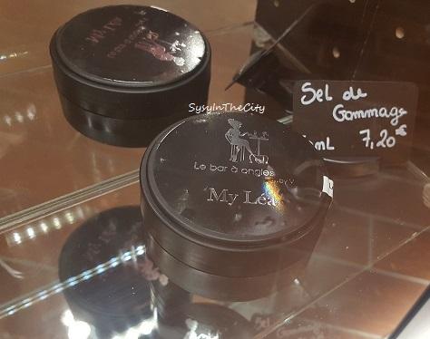 gamme produits bar à ongles by V sysyinthecity roques sur garonne