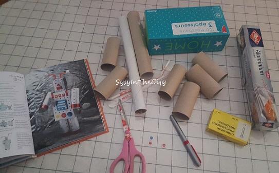 robot en rouleaux papier toilette l'inédite sysyinthecity