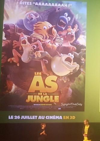 les as de la jungle film toulouse blog maman sysyinthecity