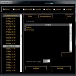 BroadCast v 1.8  -Configuración de estilos musicales