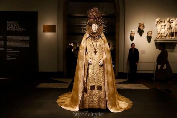 Fashion and Imagination the Heavenly Bodies Catholic