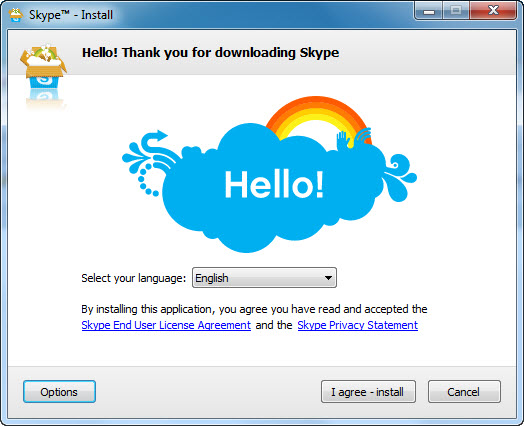 downloadable skype for windows 7