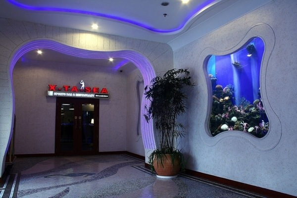 X-TA-SEA foreign restaurant Shekou