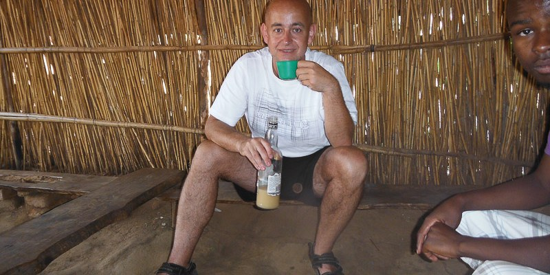 Alkohol z Malawi