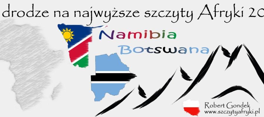 Wyprawa do Namibii i Botswany - logo