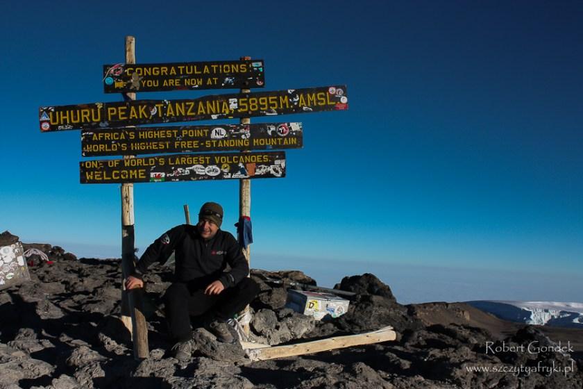 Koszt wejścia na szczyt Kilimandżaro