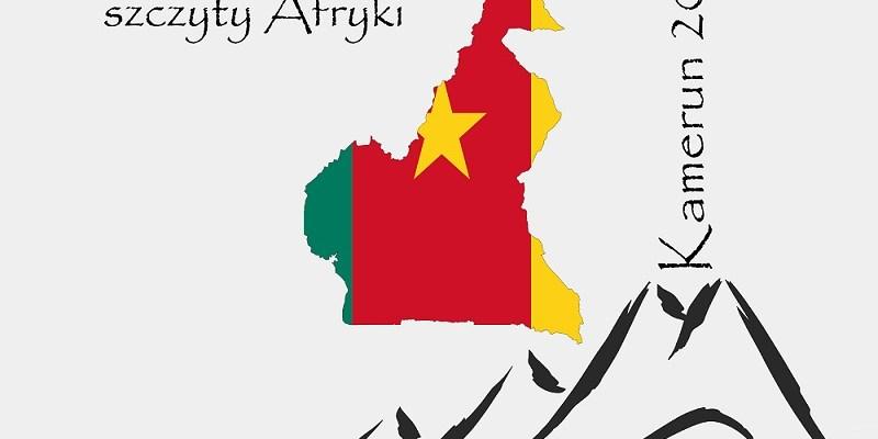Logo wyprawy do Kamerunu