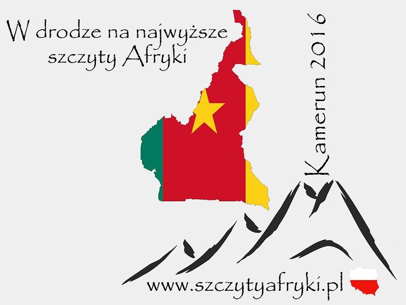 Lecę do Kamerunu