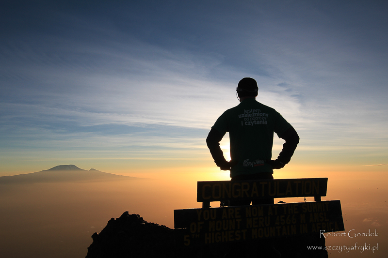 Tanzania - Mount Meru