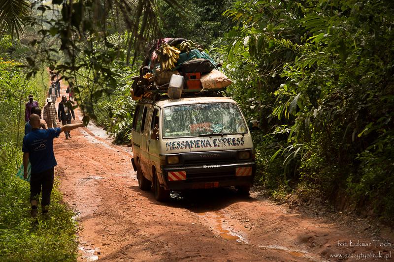 Podróż marzeń przez Kamerun