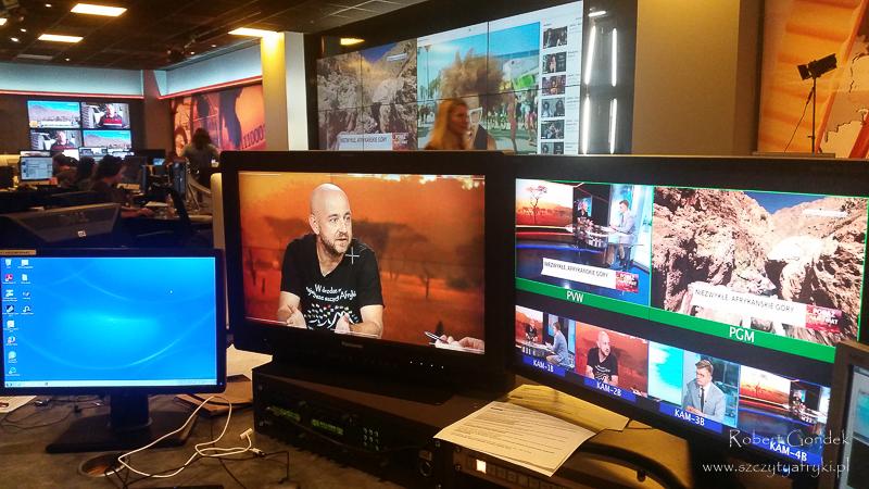 Wywiad w TVN24BIS