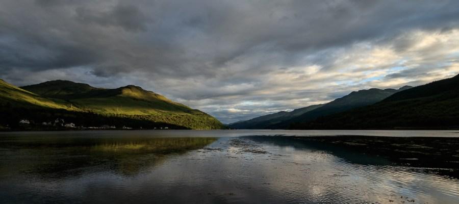Park Narodowy Loch Lomond & The Trossachs