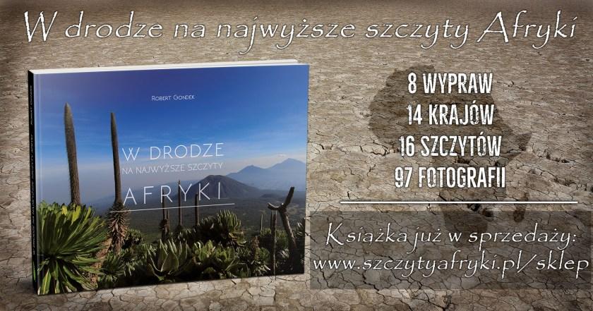 Książka i album fotograficzny o Afryce w sprzedaży. Moja książka o Afryce.