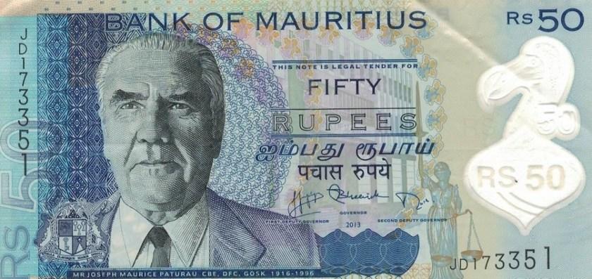 Koszt podróży na Mauritius z dzieckiem - pieniądze na Mauritiusie