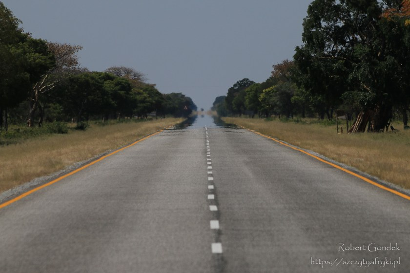 Namibijska szosa