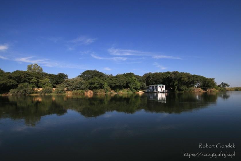 Rzeka Okawango