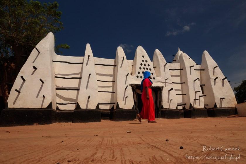 Larabanga – najstarszy meczet w Ghanie