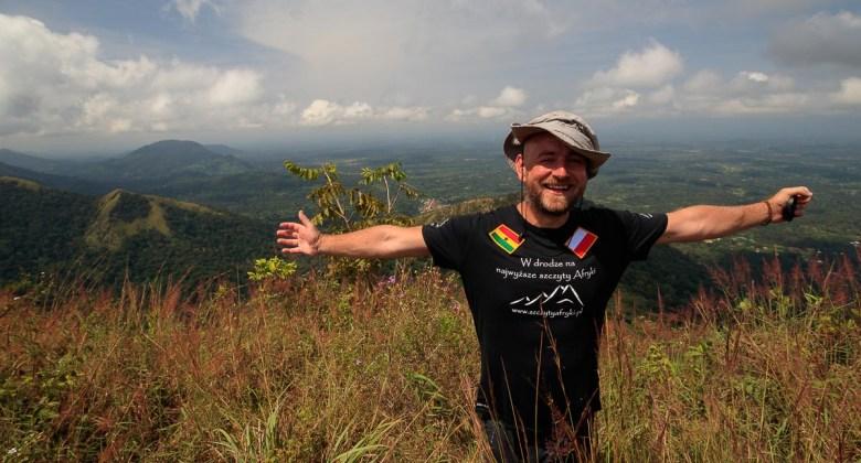 Mount Aduadu – najwyższa góra w Ghanie