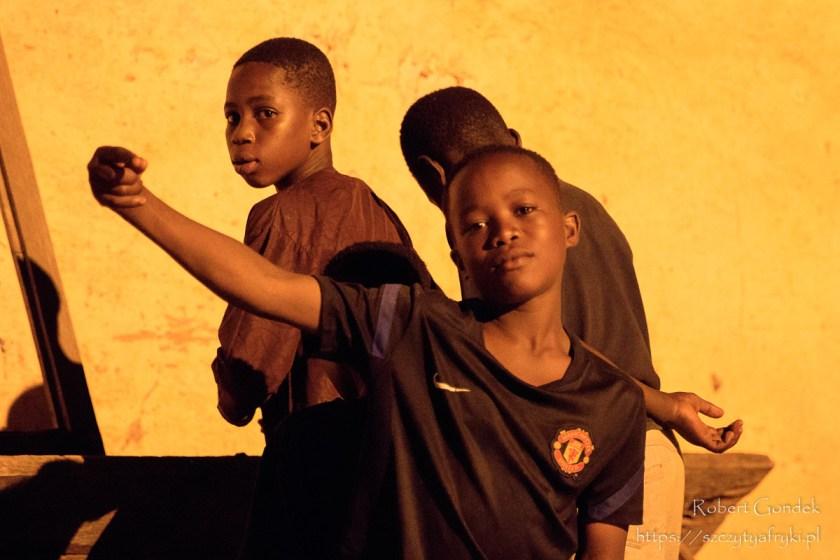 W Kumasi