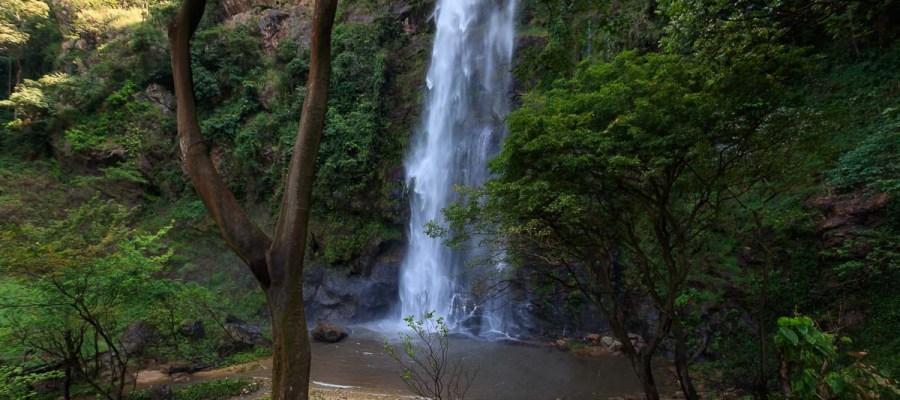 Wodospady Wli