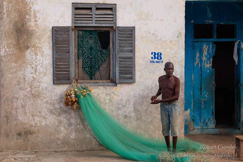 Życie w Elminie - Ghana