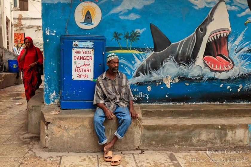 Uliczki Zanzibaru - Tanzania