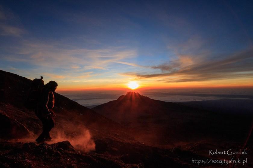 W drodze na Kilimandżaro - Tanzania