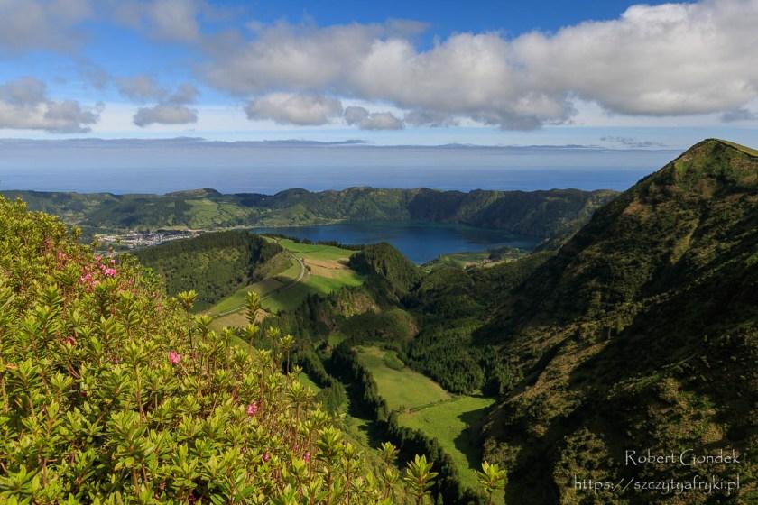 Najładniejsze miejsce na Azorach