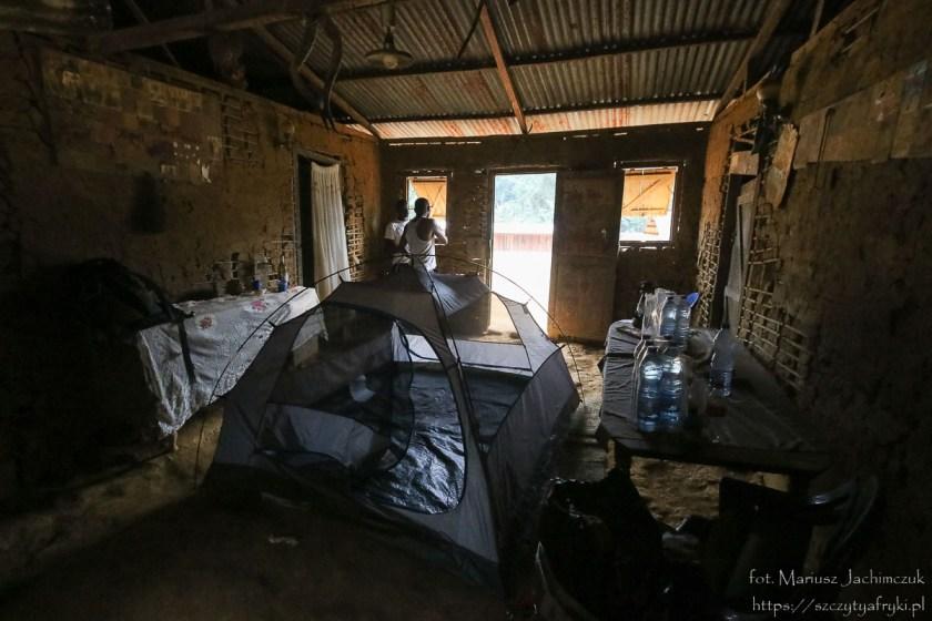 Nocleg w Gabonie