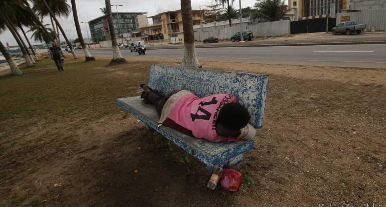 Africa time w Gabonie