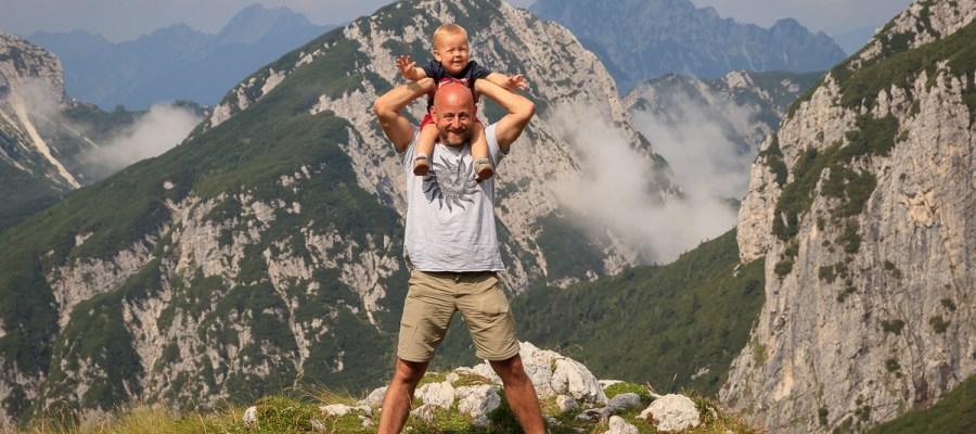 Podróż na Słowenię z dzieckiem