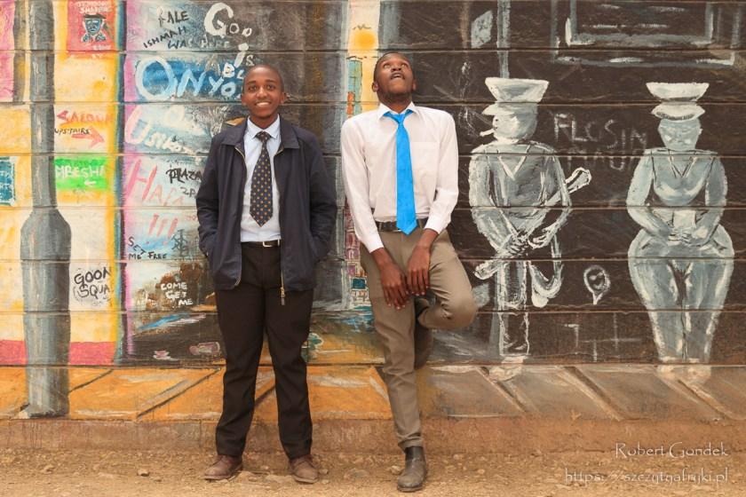 Dwóch z Nairobi
